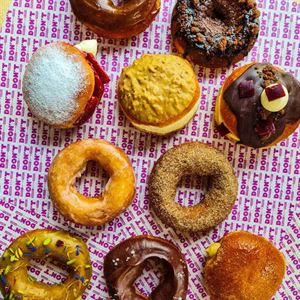 Don't Doughnuts