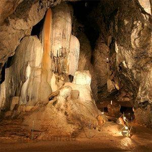 Wellington Caves