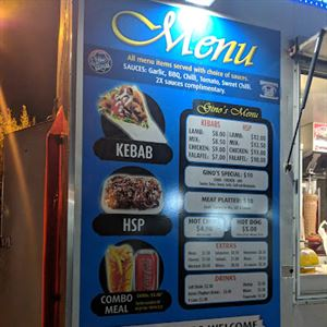 Gino's Kebabs