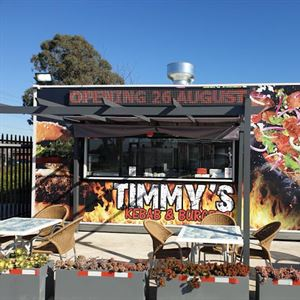 Timmy's Kebab and Burgers