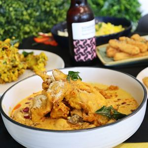 Rooh Contemporary Fusion Indian Restaurant