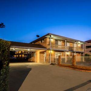 Best Western Blue Diamond Motor Inn