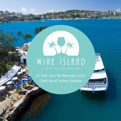 Wine Island - November 2-4 Tickets Now On Sale
