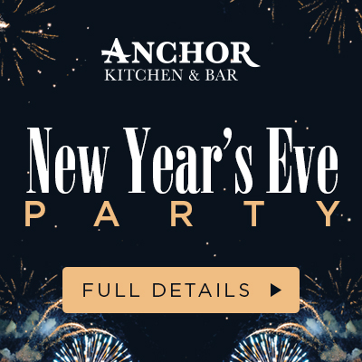 Drop Anchor this New Year's Eve