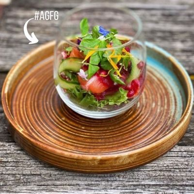 Follow our #agfg on IG for all the hottest food trends!