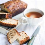 Coconut and Banana Loaf