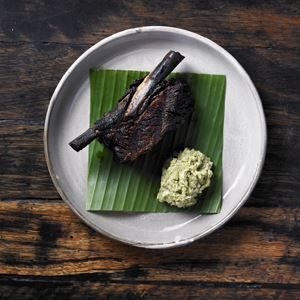 Char-grilled Beef Rib