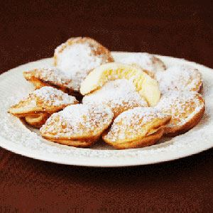 Dutch Pancakes (Poffertjes)