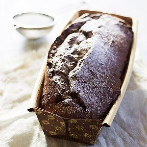 Ricotta Dark Chocolate Cake