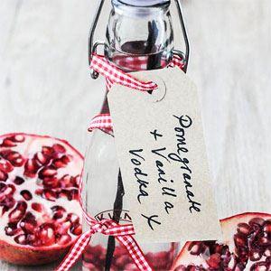 Pomegranate & Vanilla Vodka