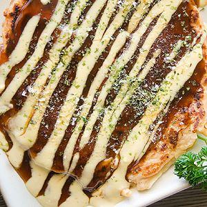 Okonomiyaki - Kobe Jones
