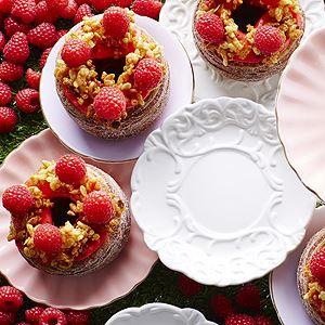 Yoghurt Raspberry Honey Zonut