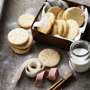 Scottish Shortbread - Chef Recipe by Kate Gibbs