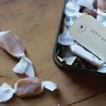Salted Apple Caramels - Chef Recipe by Michelle Crawford