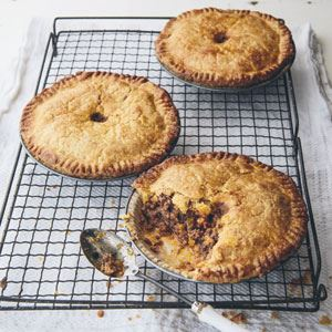 Meat Pies - Chef Recipe by Curtis Stone