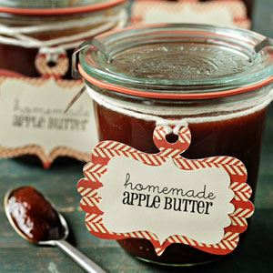 Overnight Apple Butter