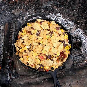 Smoky Bonfire Nachos