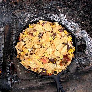 Smoky Bonfire Nachos