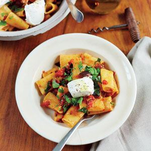 Rigatoni alla Norma - Chef Recipe by Joe Bastianich