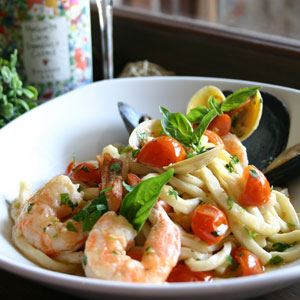 Scialatielli di Amalfi - Chef Recipe by Enrico Cosentino