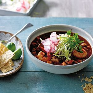 Pork and Prawn Pozole - Chef Recipe by Olivia Andrews