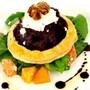 Beetroot & Persian Feta Tart