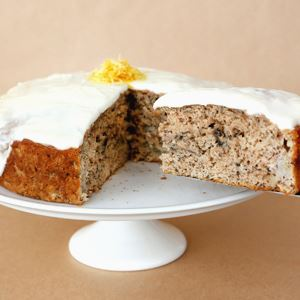 Banana Cake - Recipe by Annette Sym