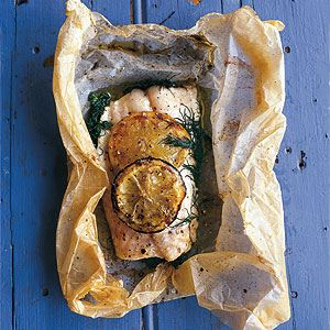Maggie Beer's Snapper in a Parcel