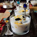 Sutlac - Turkish Rice Pudding