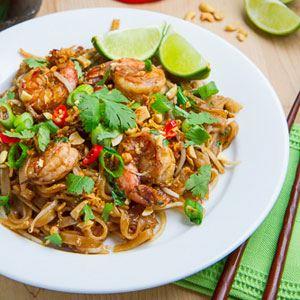 Pad Thai Recipe Agfg