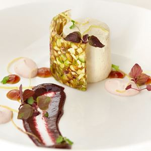 NQ Mungalli quark and yoghurt lemon cheesecake - Chef Recipe by Matt Merrin