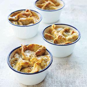Moroccan Chicken Pies - Chef Recipe by Michele Cranston