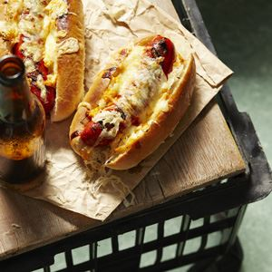 Amazing Hotdog - Chef Recipe by Ben O'Donoghue