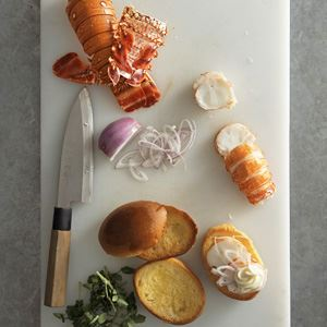 Lobster Roll - Chef Recipe by Andrew McConnell