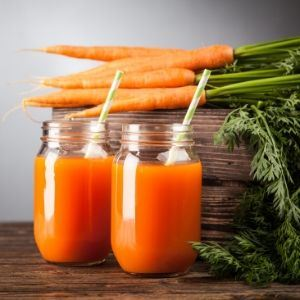 Carrot Mimosas