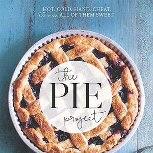 Blueberry and Lavender Pie with Hazelnut Crust - by Phoebe Woods and Kirsten Jenkins