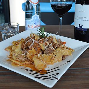 Pappardelle Beef Ragu - Chef Recipe by Stefano Frangipani