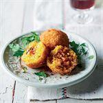 Arancini - Chef Recipe by Ursula Ferrigno