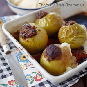 Portuguese Baked Apples