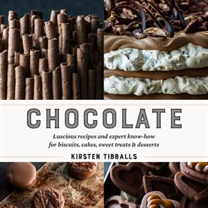 Chocolate Coated Honeycomb - Chef Recipe by Kirsten Tibballs