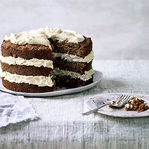 Apple and Green Cabbage Cake - Chef Recipe by Zita Steyn