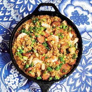 Jambalaya - Chef Recipe by Brad McDonald