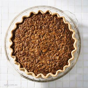 Pecan Pie - Chef Recipe by Brad McDonald