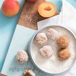 Apricot Chia Bliss Balls