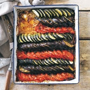 Oven-Baked Ratatouille by Manu Feildel