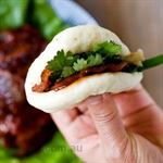 Hoisin Pork Buns by Elaine