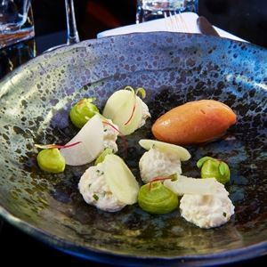 Spanner Crab - Chef Recipe by Oliver Mellers