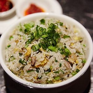 Mum's Fried Rice - Chef Recipe by Kylie Kwong