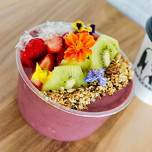 Acai Berry Bowl - by Bear Espresso