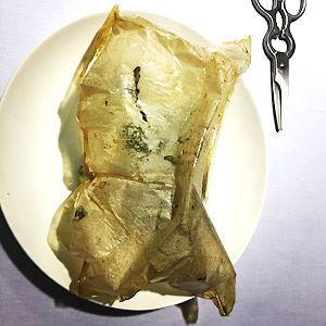 Murray Cod Cooked En Papillote - Chef Recipe by Ryan Squires